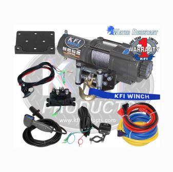 Winches & Winch Mounts