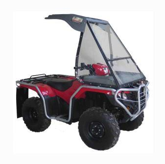 Quad Pod ATV Cab