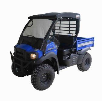 Kawasaki Accessories | Trax Equipment