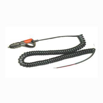 Extension Spiral Cord with On/Off Switch